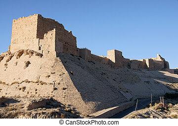 Karak Castle on the King Road