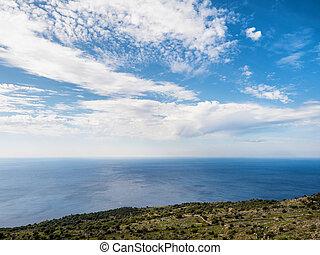 Landscape of Mani, Laconia, Greece - Landscape of Mani ...