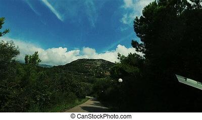 Landscape of Montenegro, Budva