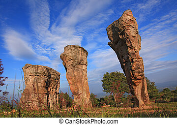 Thailand stonehenge, Mor Hin Khao
