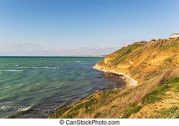 Landscape on the Black Sea