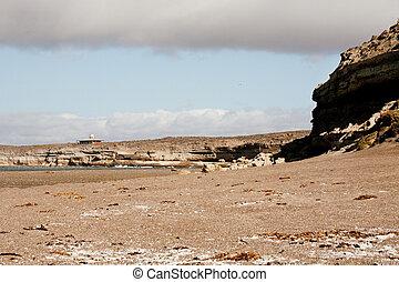 Landscape Peninsula Valdes
