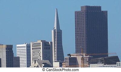 Landscape view of San Francisco