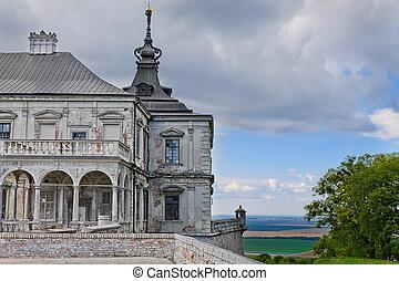 Podgoretski castle17th-century