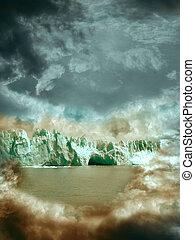 landschaftsbild, fantasie
