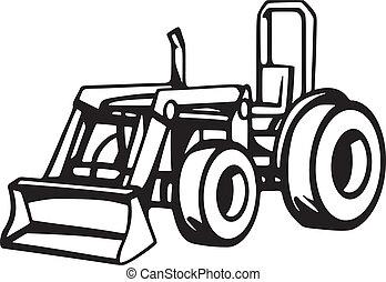 landwirtschaft, fahrzeuge