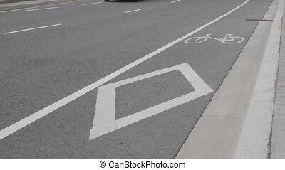 lane., bicicletta