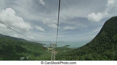 Langkawi Cable Car Ride