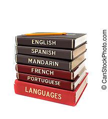 Language text books - Languages textbooks like english, ...