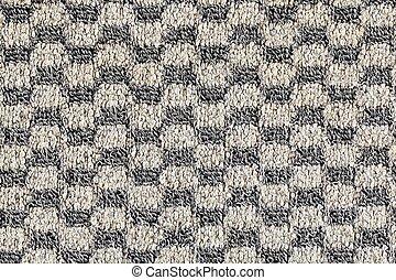 langzaam verdwenen, oud, tapijt
