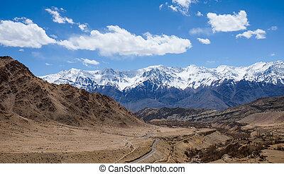 lanscape, ladakh
