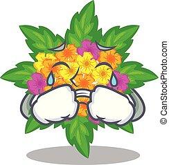 lantana , σχήμα , λουλούδια , γελοιογραφία , κλαίων