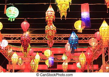 lantern festival decoration