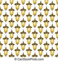 Lantern pattern