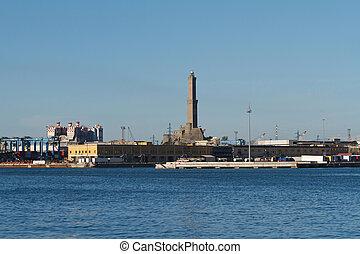 Lanterna - Lighthouse in Genoa