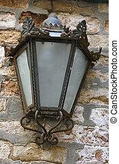 lanterna parete