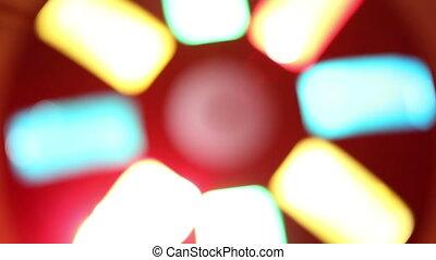 Lanterns at the disco