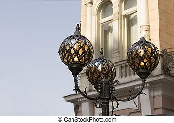 Lanterns in Lviv