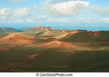 Lanzarote Lunar Landscape