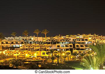 Lanzarote night