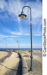 Lanzarote Street Lamp 1