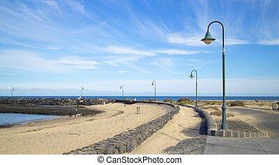 Lanzarote Street Lamp 2