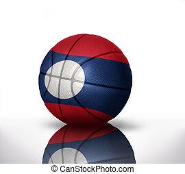 laotian basketball