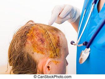 lapozgat, neurosurgery!, feláll