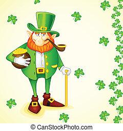 Laprachun for Saint Patrick's Day