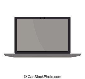 laptop, ícone