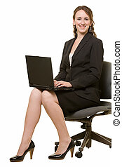 laptop , γυναίκα , εργαζόμενος