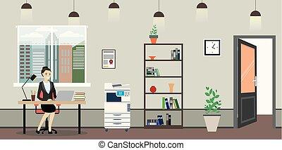 laptop , υπάλληλος , γυναίκα , τραπέζι , γλώσσα , γραφείο , εργαζόμενος