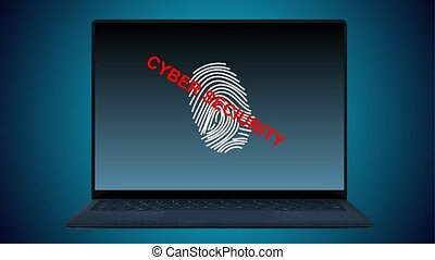 Laptop account password. Cyber Security, keyboard password.