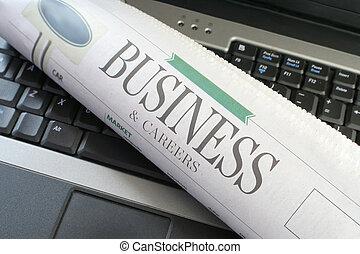 laptop, affari
