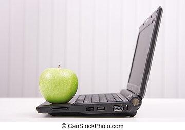 laptop, alma