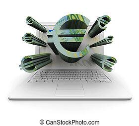 Laptop Computer - Euros