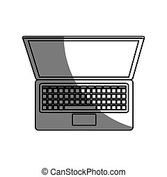laptop computer icon