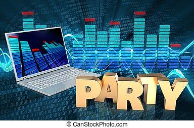 laptop computer, színkép, 3