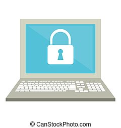 laptop data security system technology