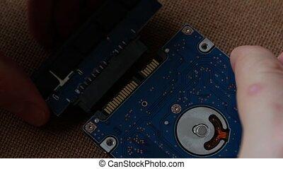 laptop, external hard drive, 2.5-inch,
