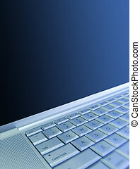 laptop, fondo