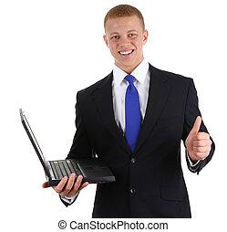 Laptop guy