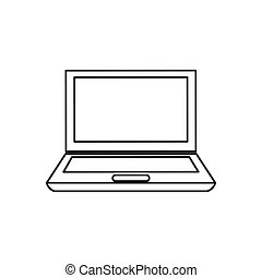 Laptop pc computer