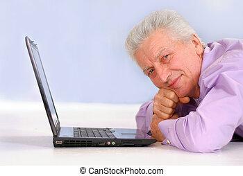 laptop, vecchio