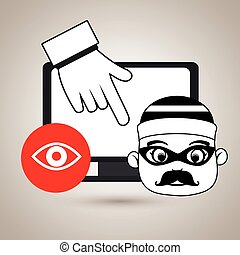 laptop virus safe security