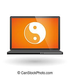 laptop, yang ying