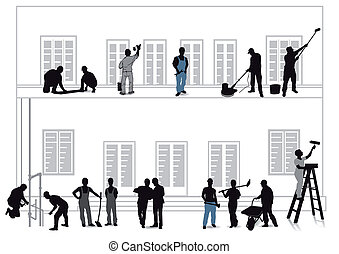 lar, artesãos, melhoria