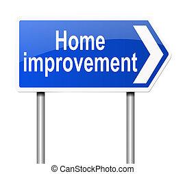lar, concept., melhoria