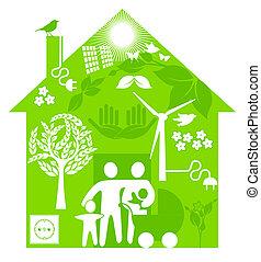 lar, ecológico