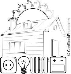 lar, energia alternativa